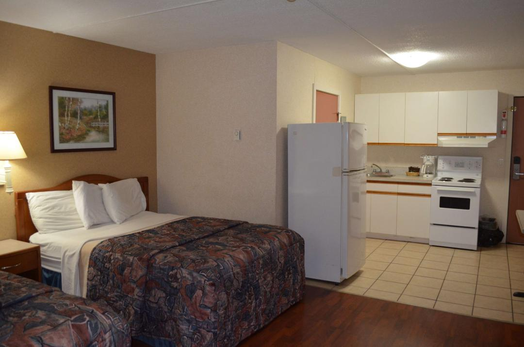 Two Queen Beds Accessible Kitchenette