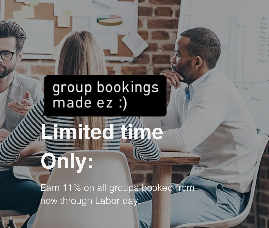 Traveling with a Group?