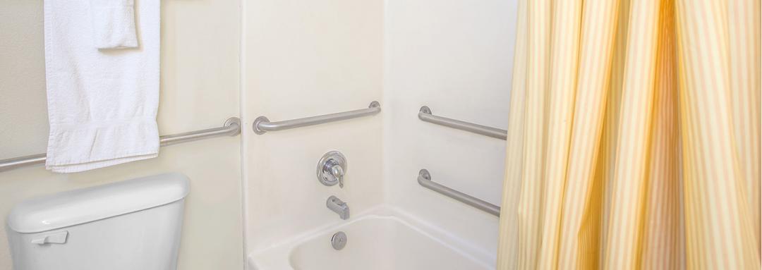 Bathroom with Accessible Facilities