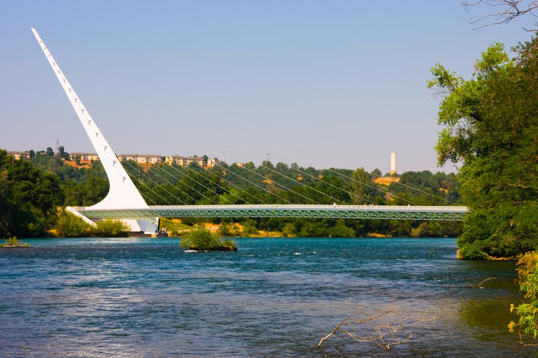 Adventure Awaits at the Sundial Bridge