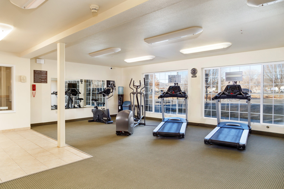 Fitness Facility on site