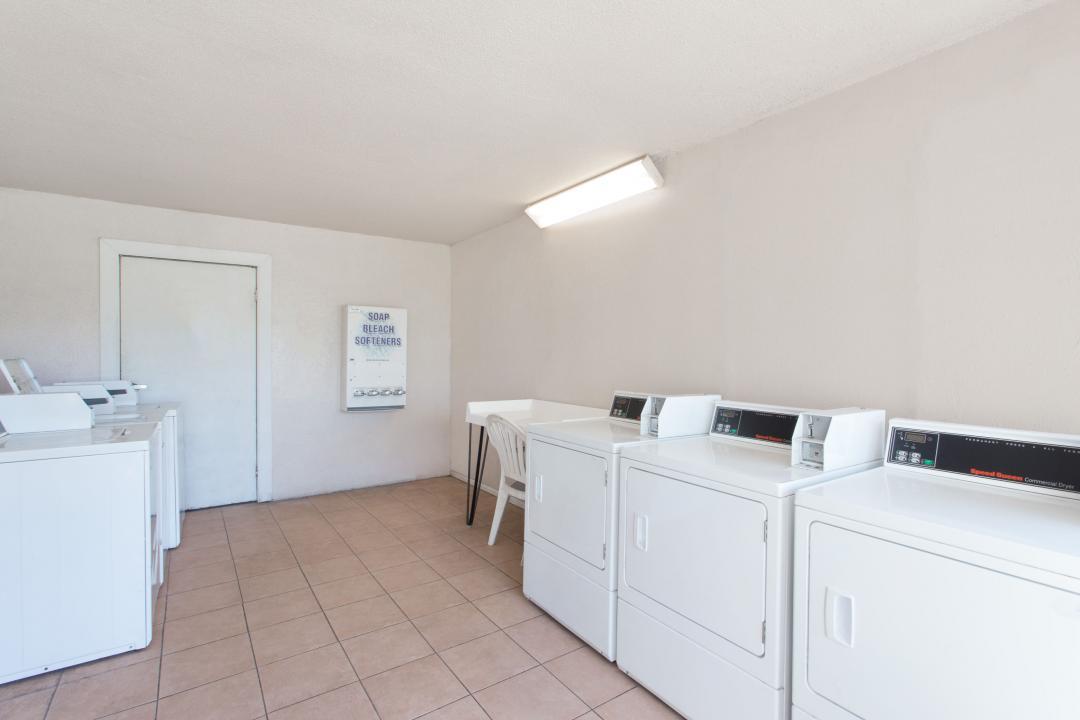 Luandry facilities