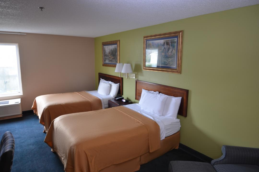 Double Bed Guest rooms