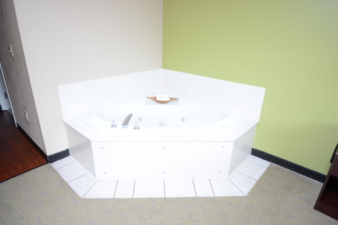 Jetted tub Suite