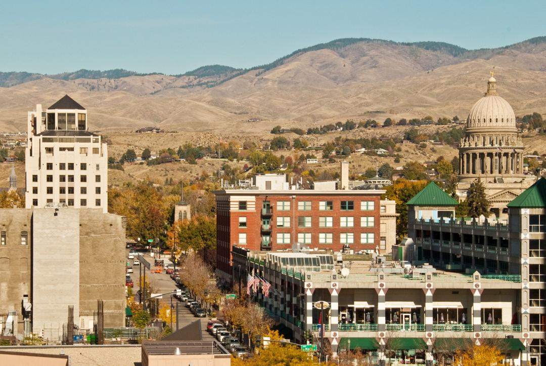 Enjoy Our Hotel Near Boise State University