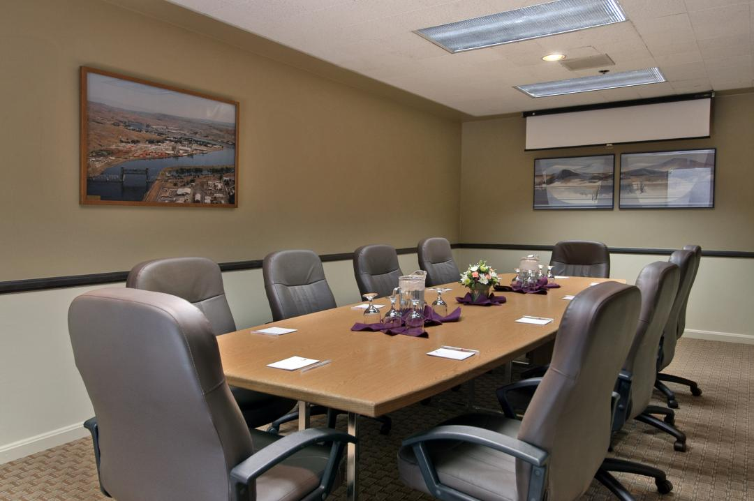 Host In Our Lewiston Meeting Spaces