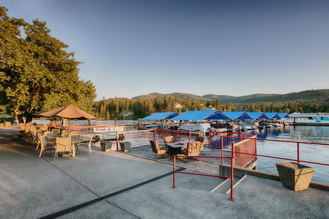 Summer Beach Barbecues at Templin's River Grill