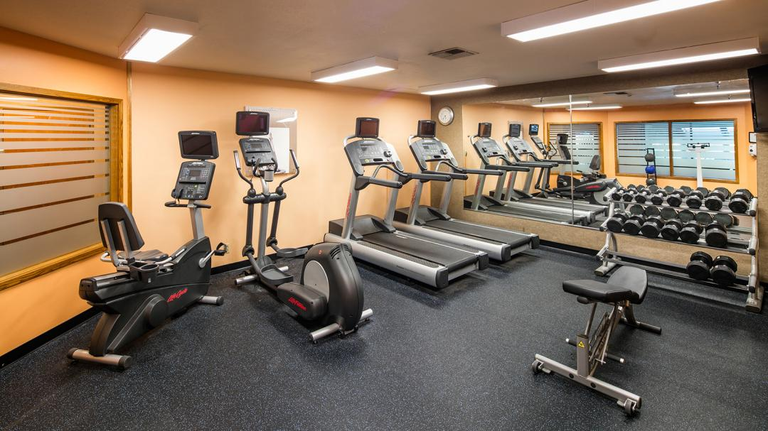 Templin's Hotel Fitness Center