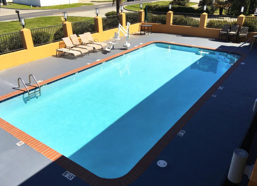 Amenities At Our Denham Springs Hotel Rooms