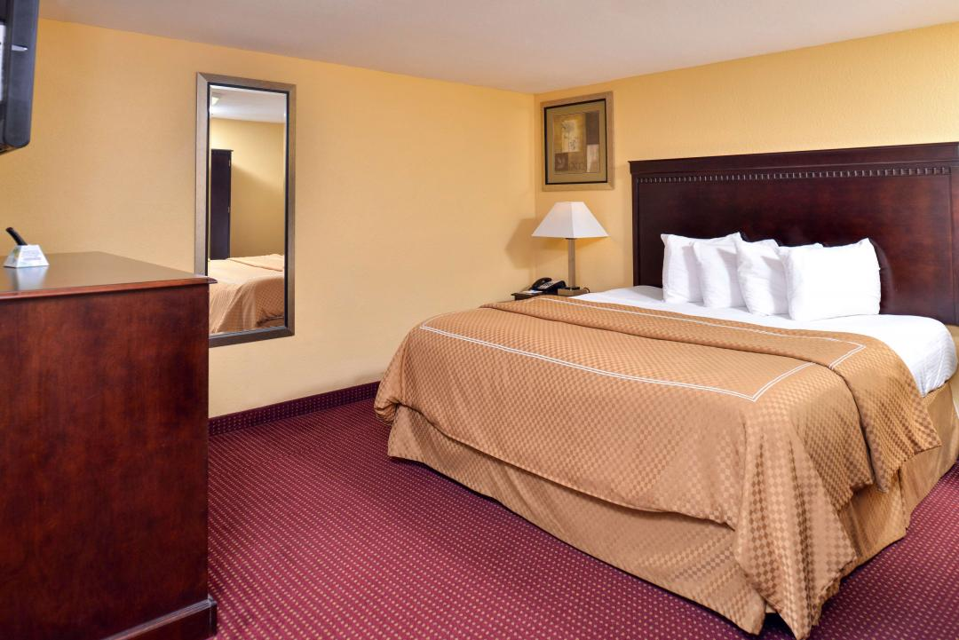 One King Bed Suite