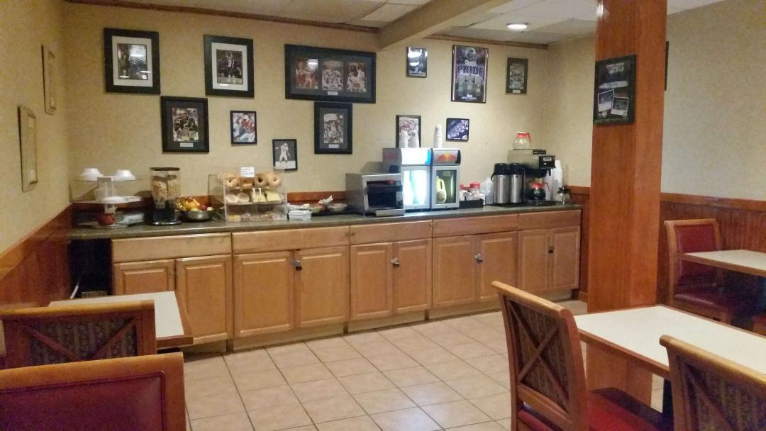 Eat Out At Foxboro Restaurants