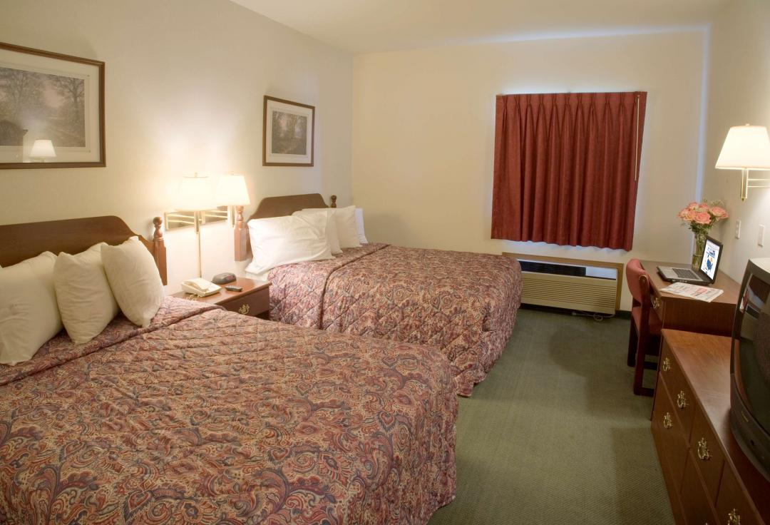 Two Queen Beds Accessible