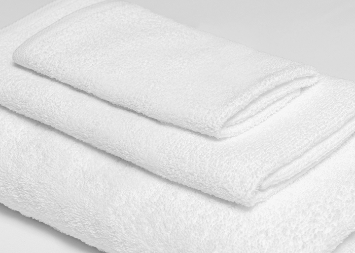 Guest towels and Amenities