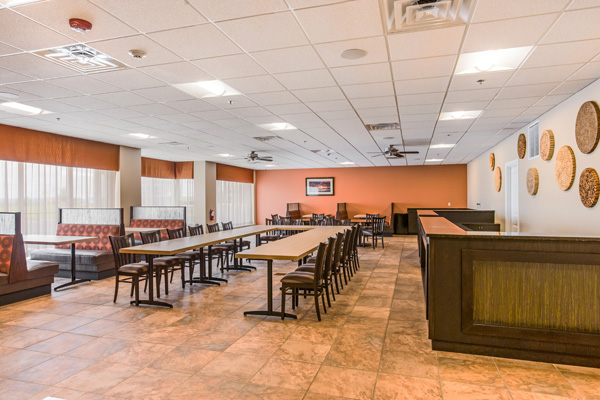 Meeting Space and Conference Room