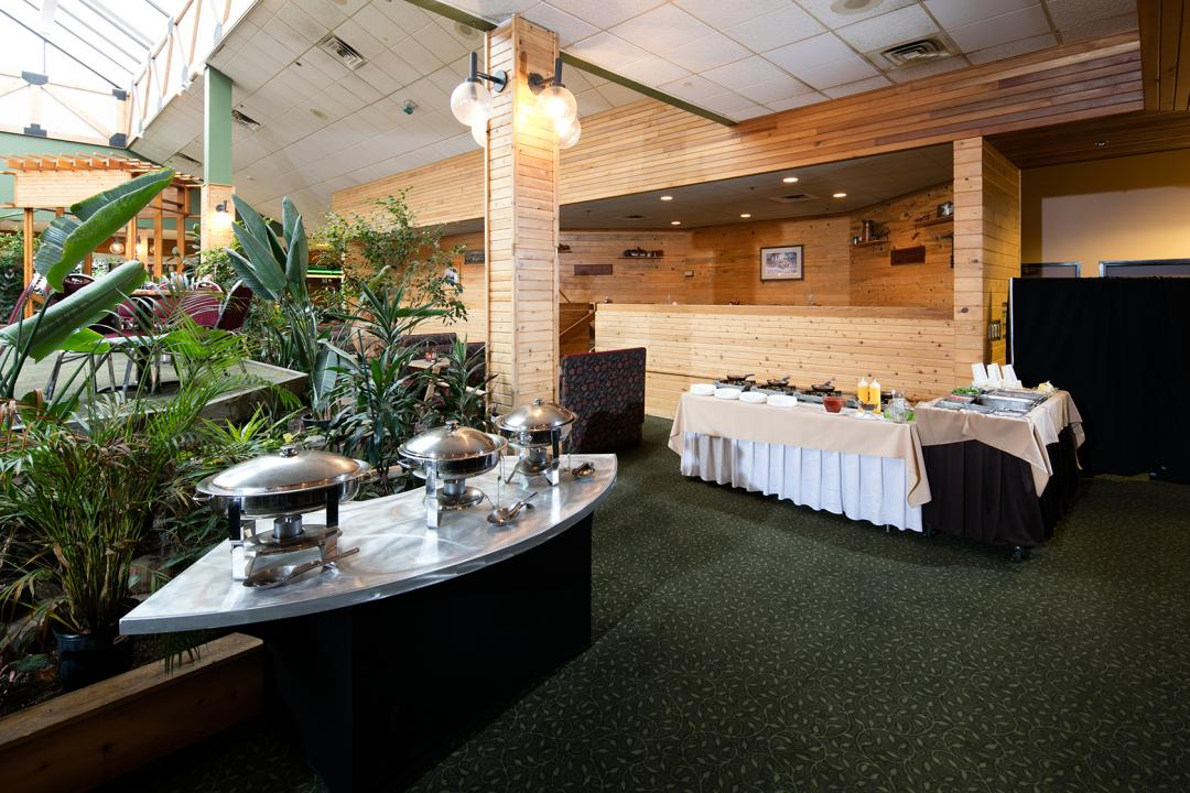 Breakfast Served Daily at Red Lion Hotel Kalispell