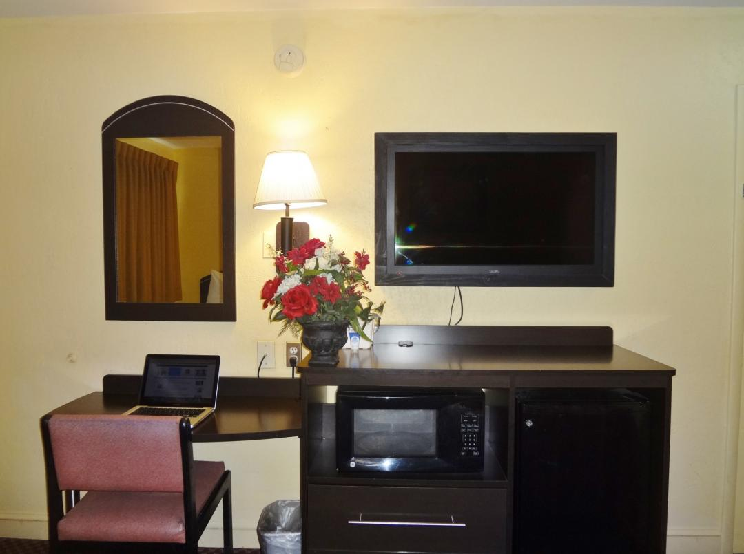 Two Double Beds Amenities