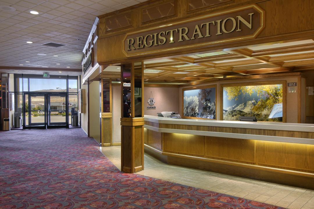 Front Desk Registration
