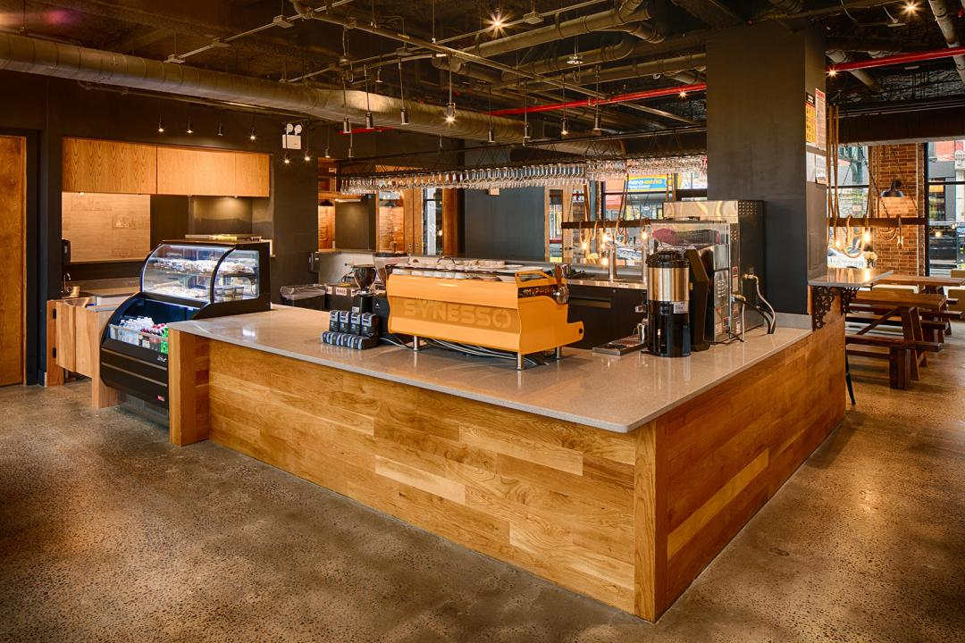 Victrola Coffee, The Living Stage and Beyond