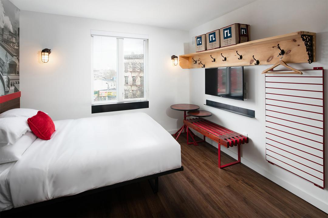 Guest Rooms in Brooklyn