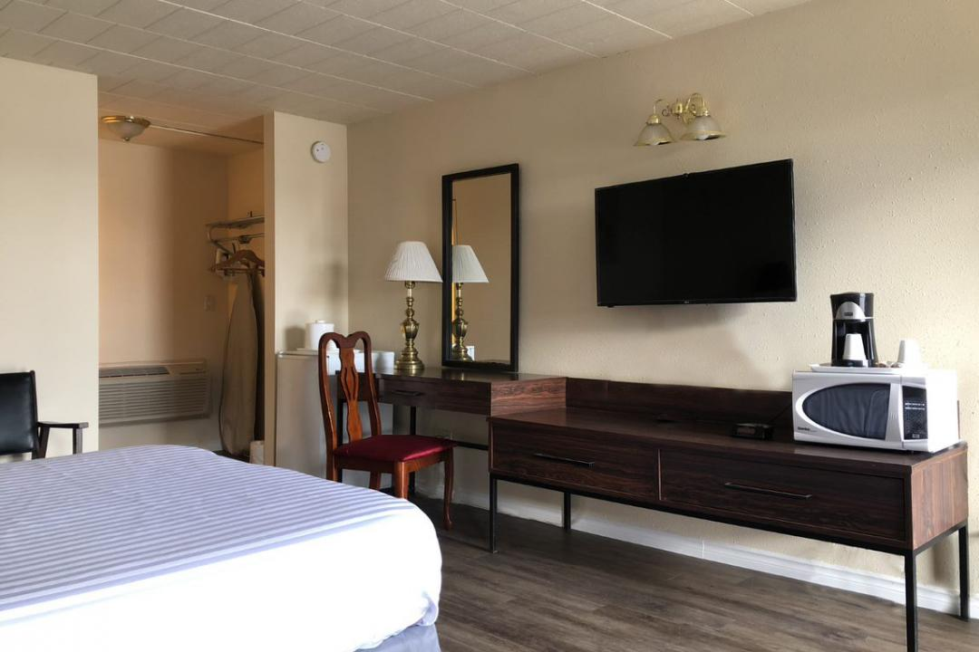 Guest room with Single Bed