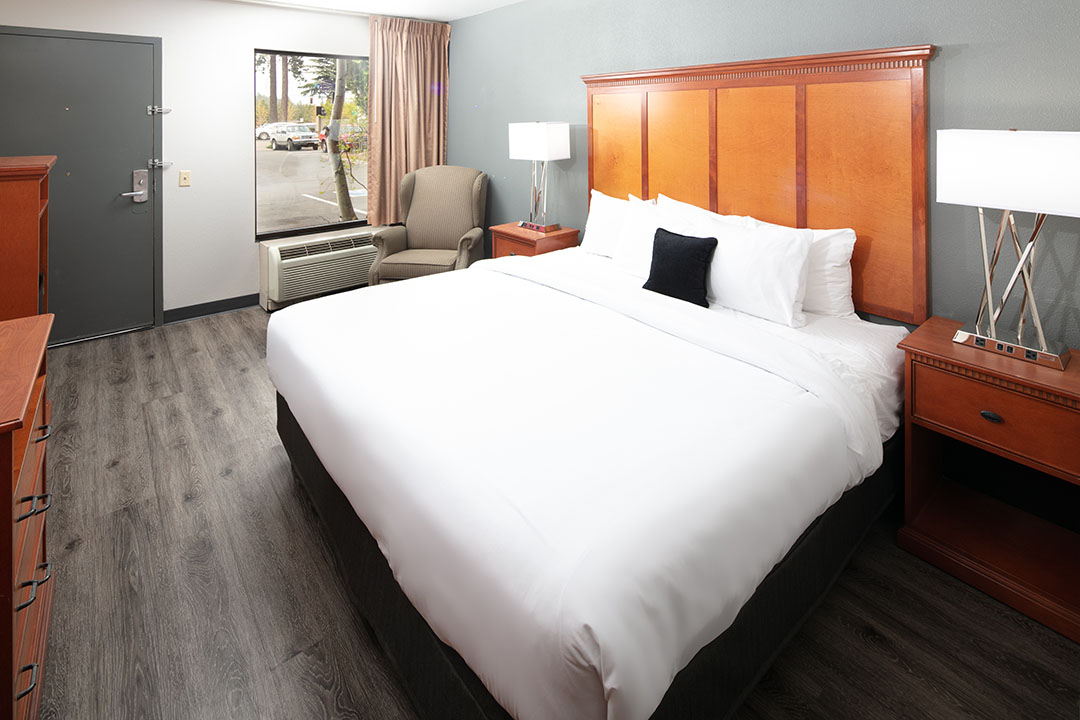 Guest room with King Beds