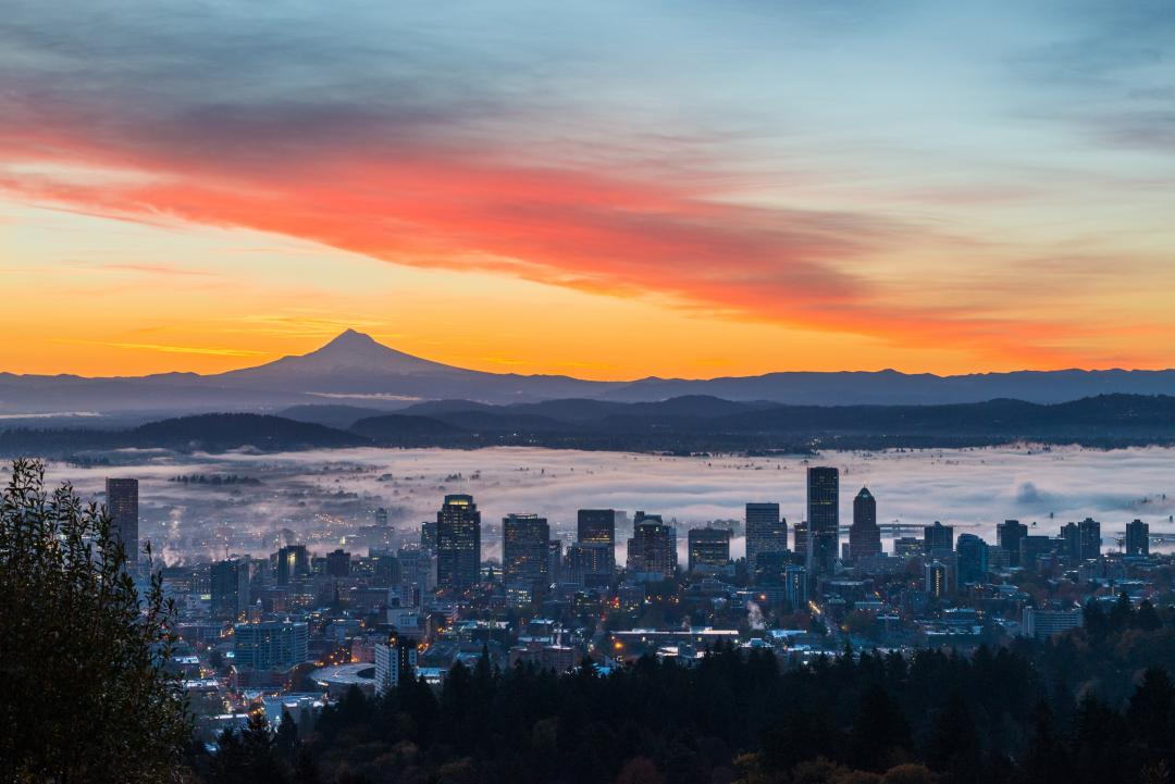 Discover Portland From Our Hotel Near PDX