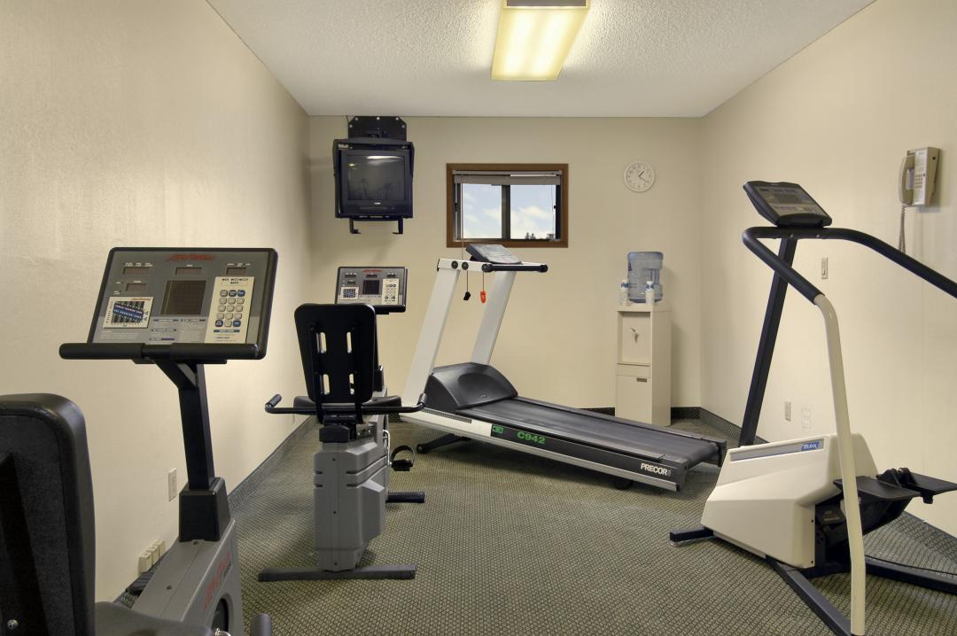 Fitness Center at Red Lion Hotel Coos Bay