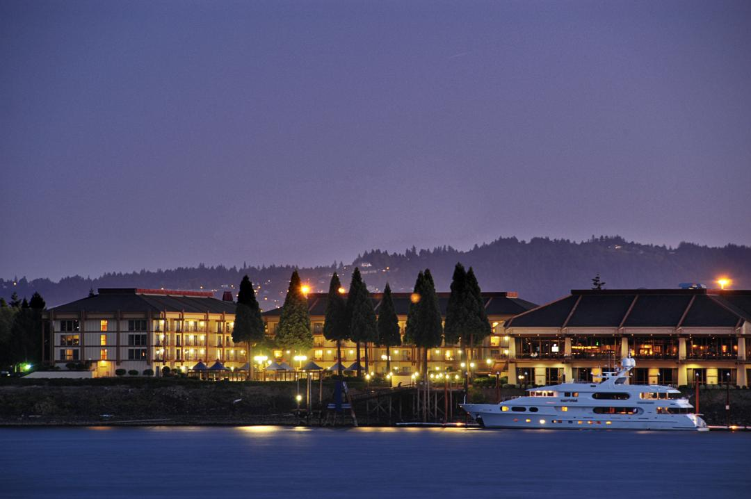 一个可持续发展的波特兰海滨酒店