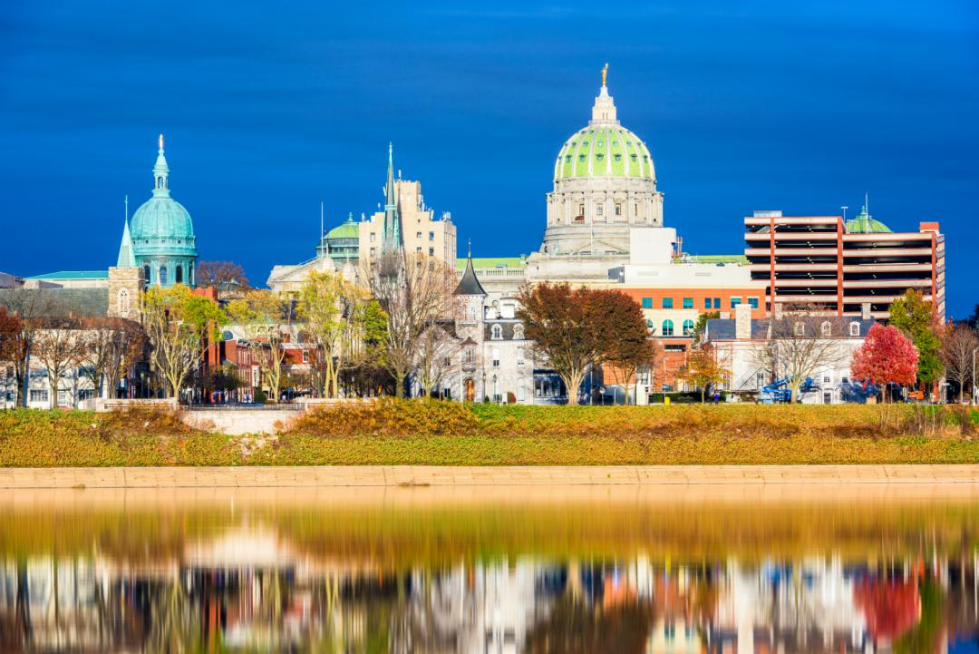 Historical Things To Do In Harrisburg
