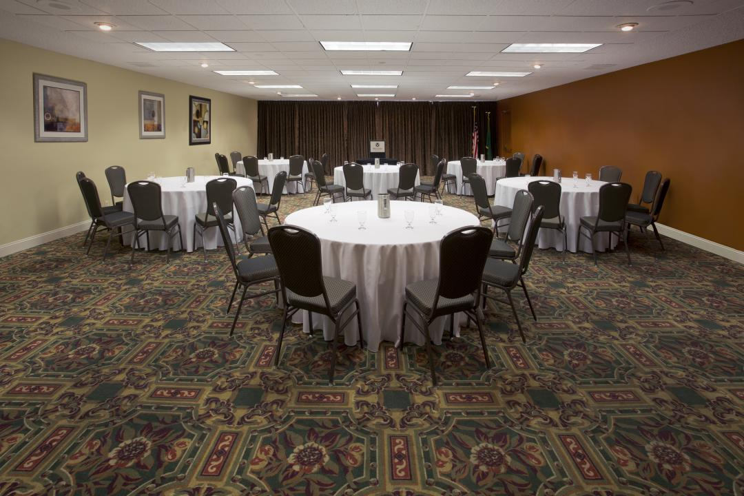 Event Space at Red Lion Seattle Airport