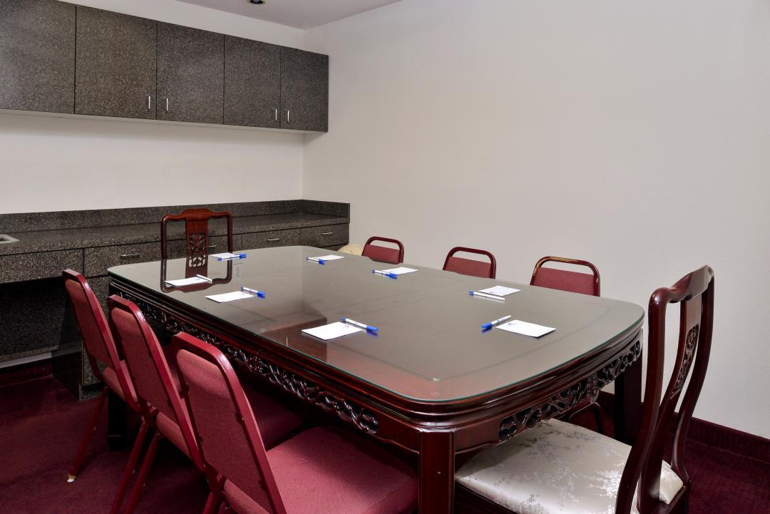 Meeting room board table