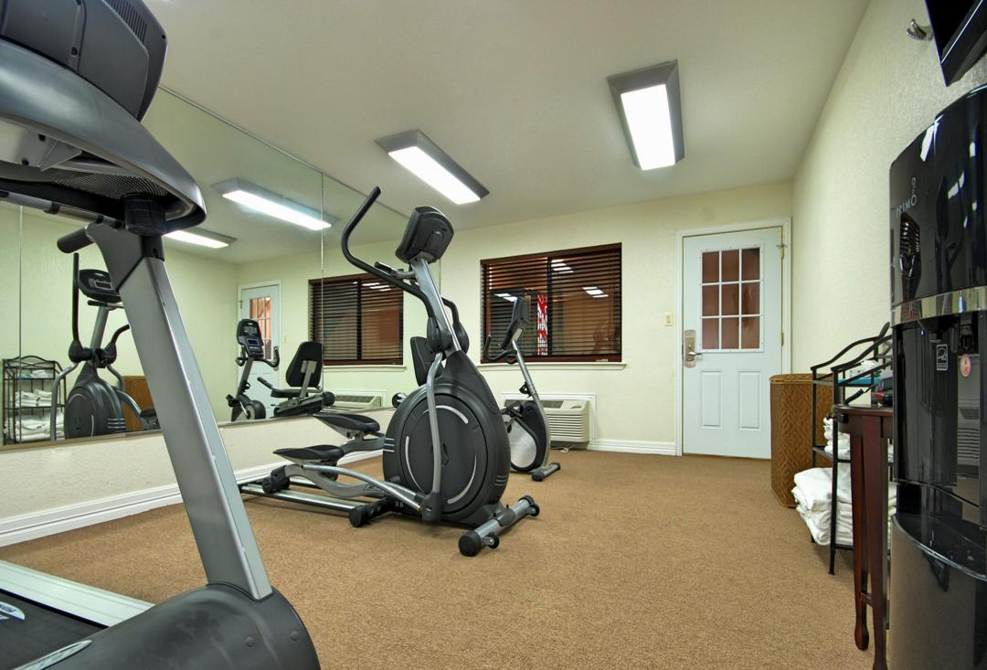 Fitness Facility with Cardio equipment