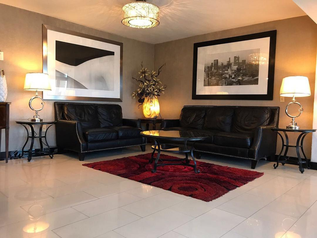 Lobby Guest Seating
