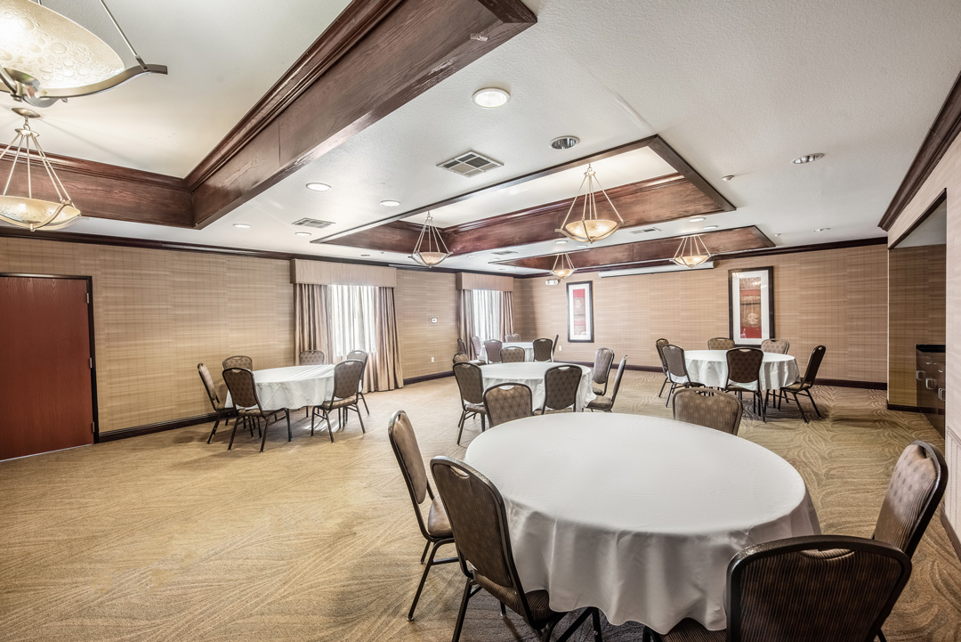 Event and meeting room