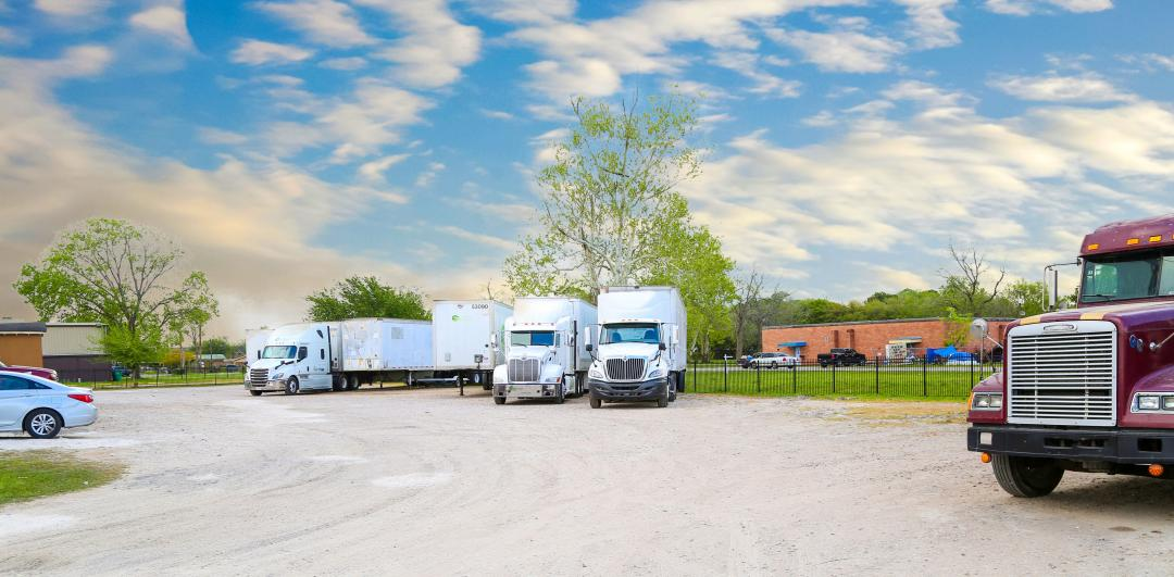 Guest Truck Parking