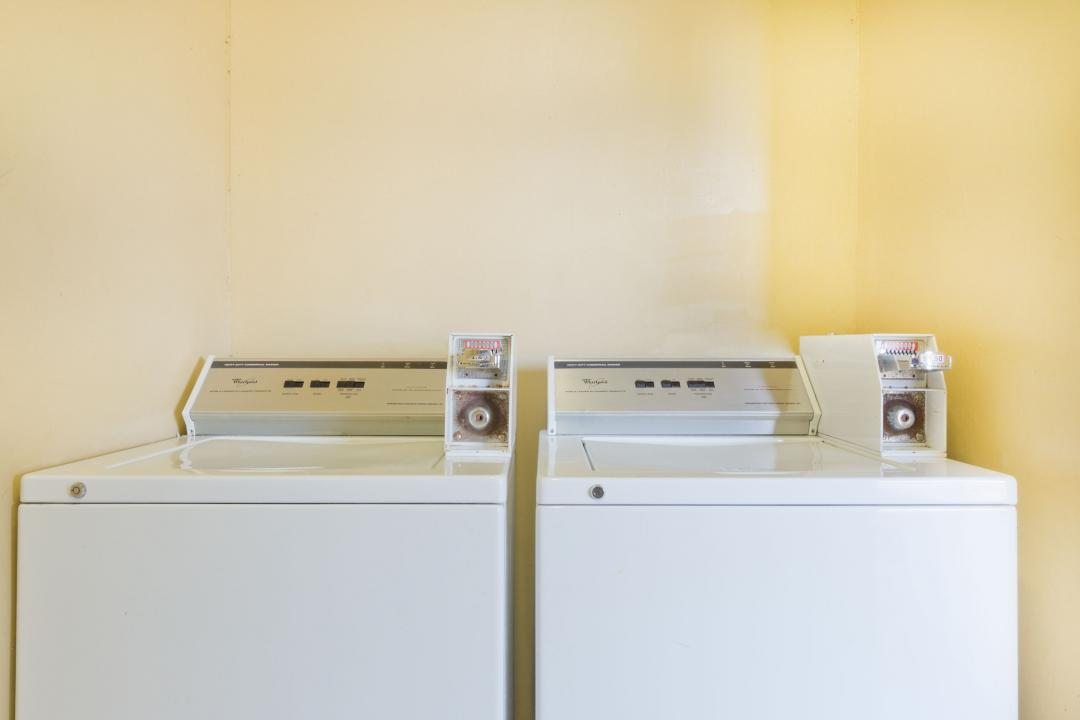 Luandry room washer and dryer