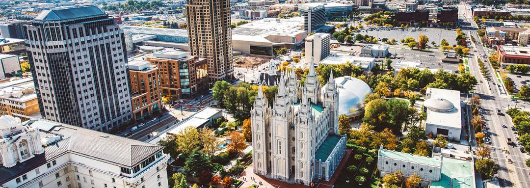 Visit These Iconic Latter-day Saints Landmarks