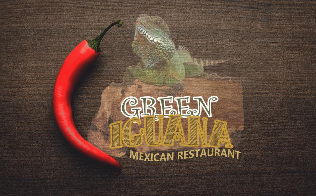 The Green Iguana Restaurant in St. George