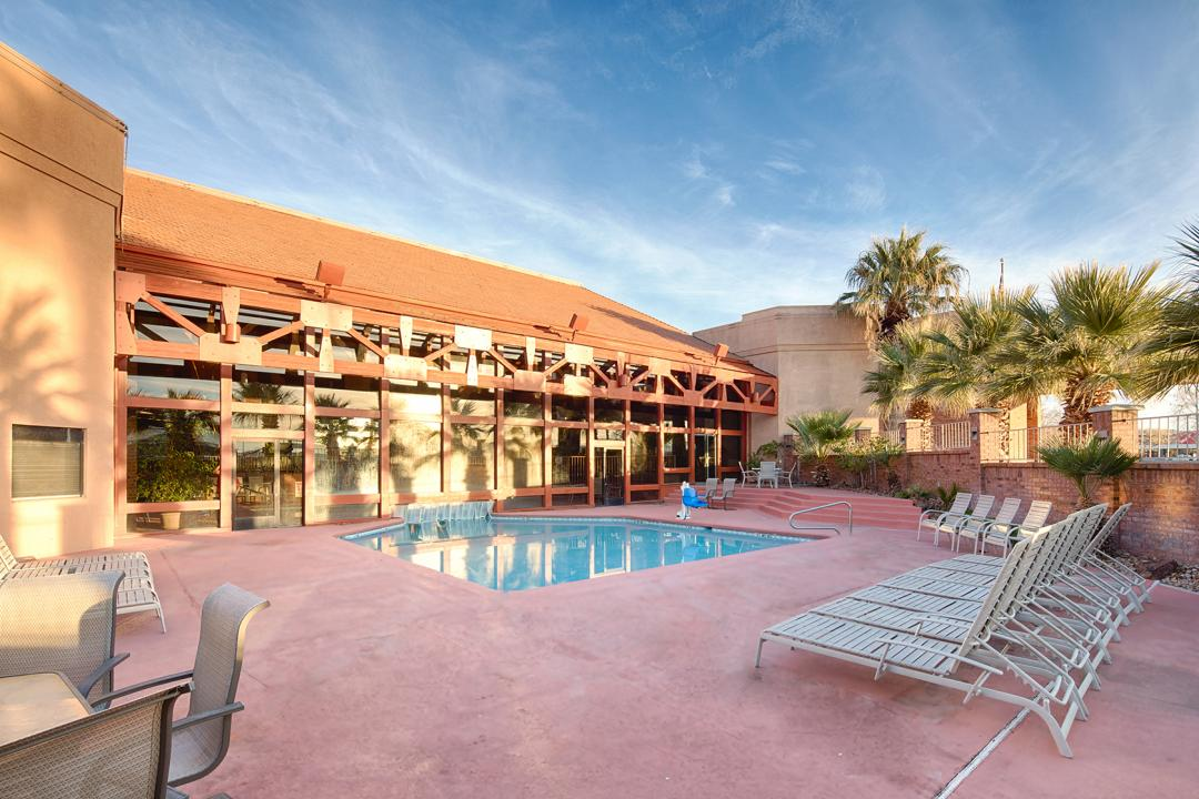 St. George Hotel Outdoor Pool