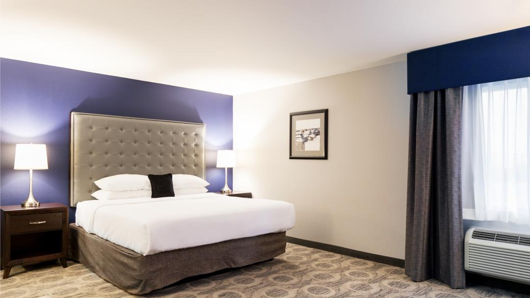 One King Bed Guestroom