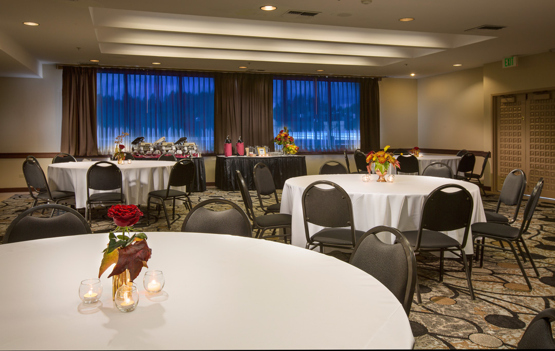 Banquet and conference room