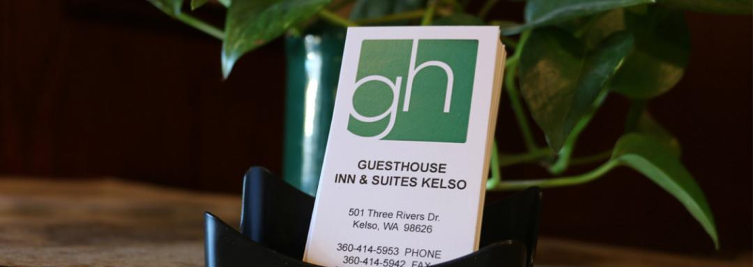 GuestHouse Business Cards