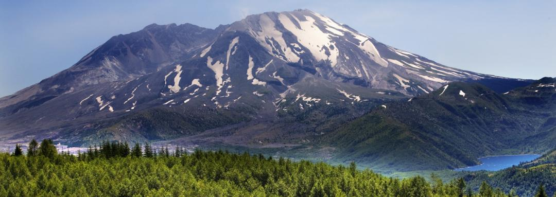 The Majestic Mount St. Helens