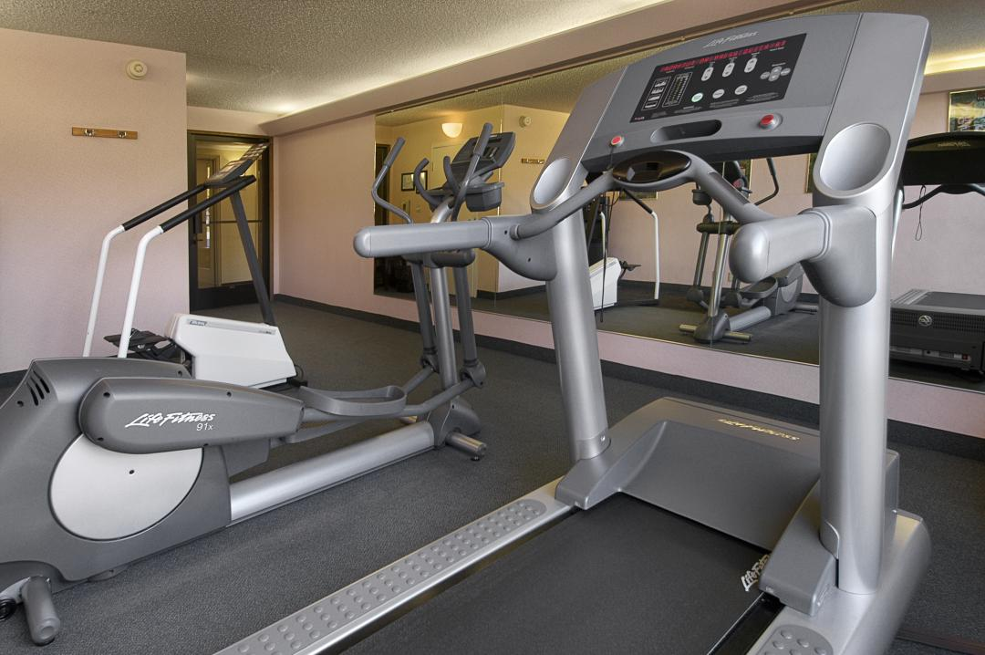 Fitness Center at Red Lion Hotel Kelso-Longview