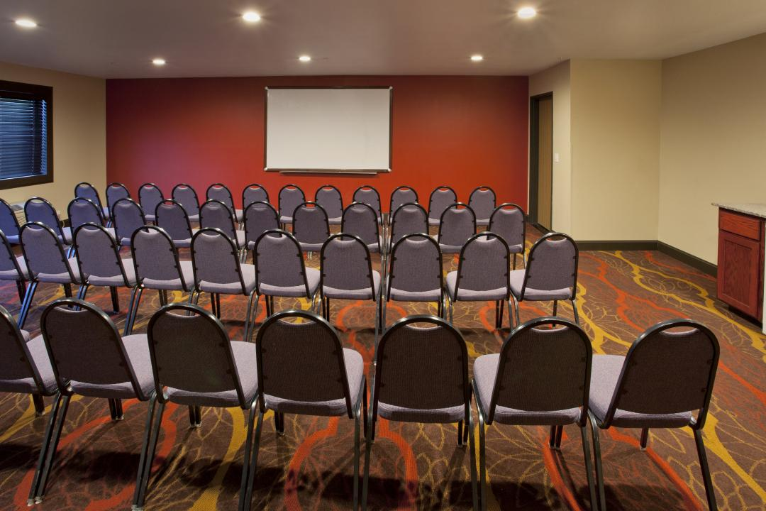 Meeting Space Available for Guests