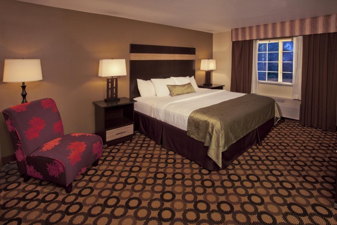 Premium King Hotel Room at Red Lion Inn & Suites Kent