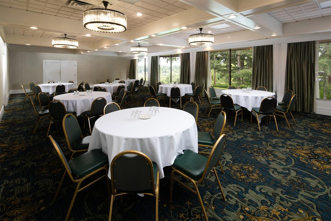 Banquet and Meeting Space