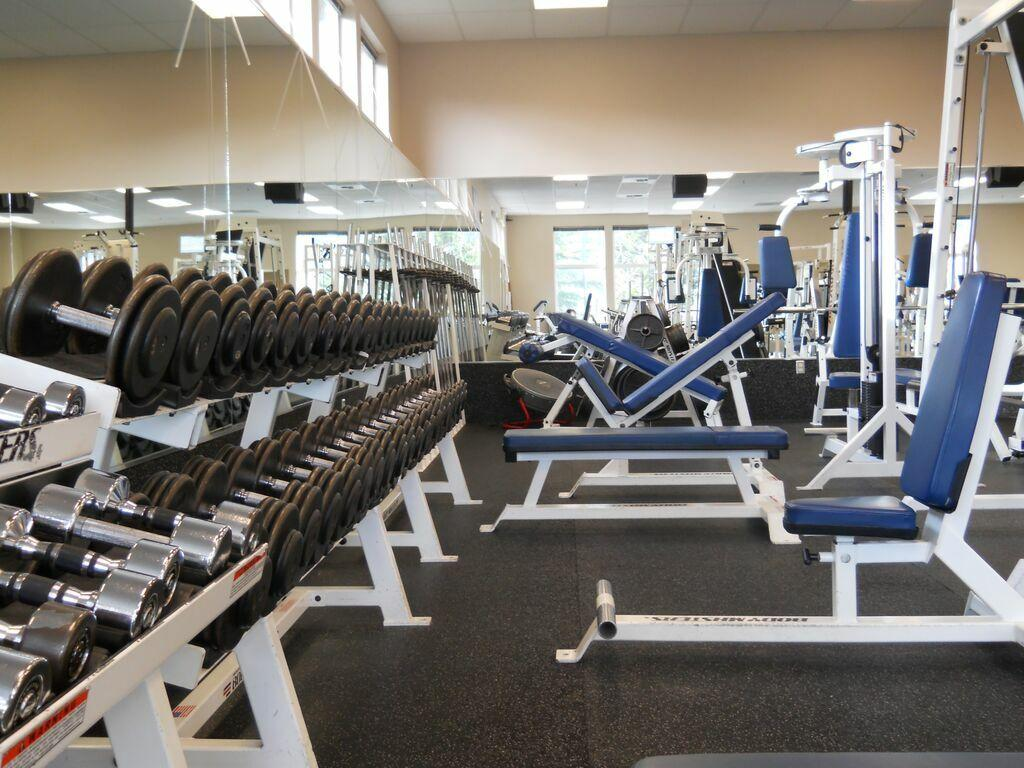 Fitness Facility and gym