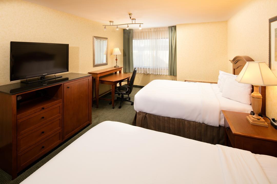 Wenatchee Double Queen Room