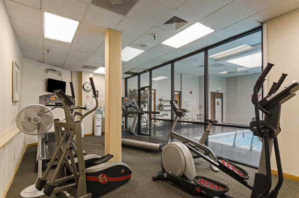 Gym and Fitness Facility